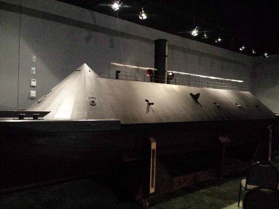 National Civil War Naval Museum: Model