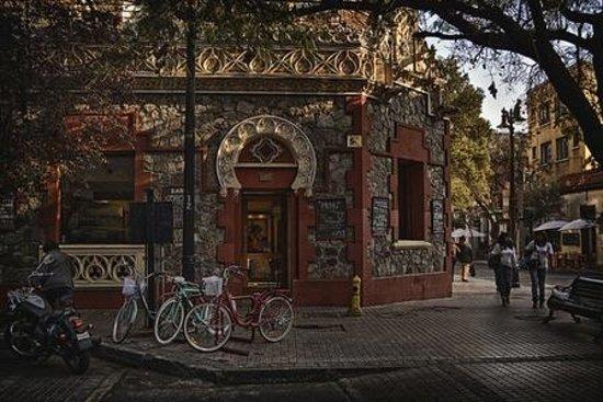 Barrio Lastarria: vista2