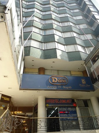 Dann Avenida 19 Hotel : fachada