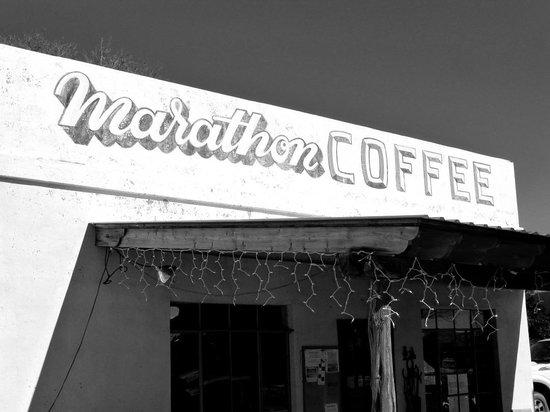 Marathon Coffee Shop: Love this place!