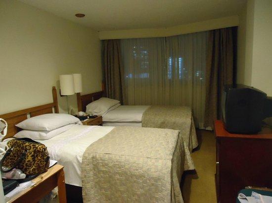 Hotel Dann Avenida 19: quarto