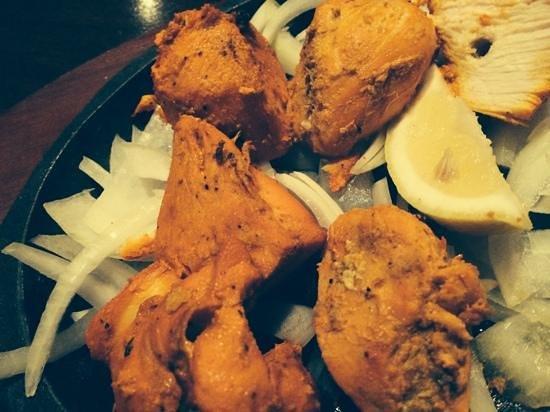 Tandoor Indian Restaurant: Chicken Tikka