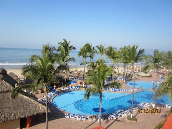 Occidental Grand Nuevo Vallarta: The main pool