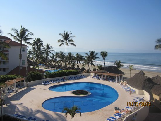 Occidental Nuevo Vallarta : The adult only pool
