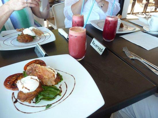 Cafe Moka: Fine fare & fresh juices