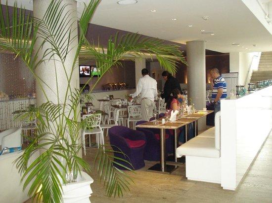 Agua Dorada Beach Hotel by LIDOTEL: Restaurante