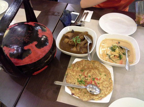 Amy Heritage Nyonya Cuisine : Great lunch at Amy before leaving Melaka. Taste Good!
