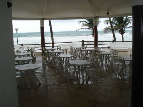 Agua Dorada Beach Hotel by LIDOTEL : Playa