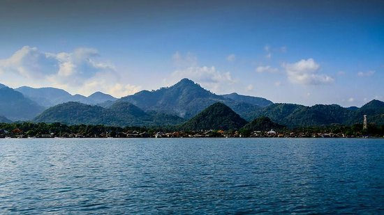 Bawean Island, Indonesien: Lanscape of Baawean Island