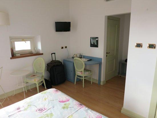 Villa Euchelia Resort : Superior double room