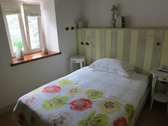 Villa Euchelia Resort: Standard single room