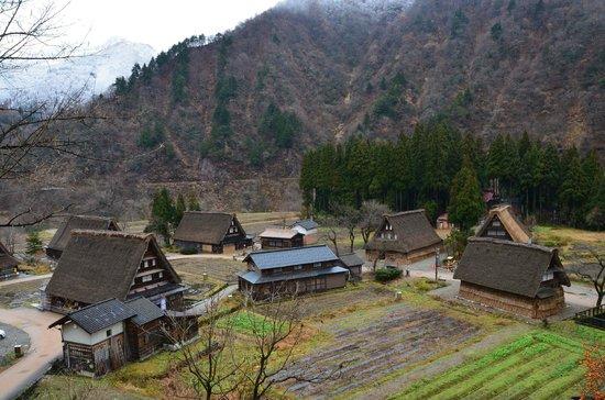 Suganuma Gassho Community: small village, quiet village, peaceful village