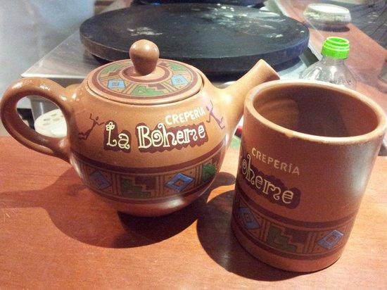 Crepería La Bo'M : Os chás são incríveis!!!