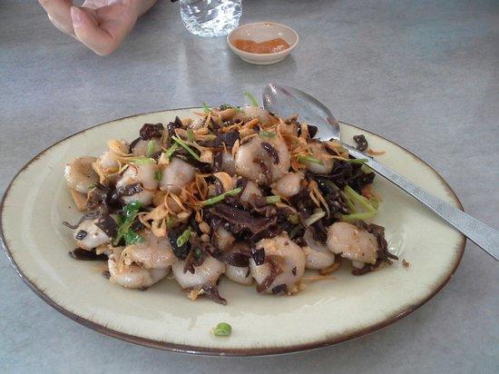 Hakka Kitchen Restaurant: 算盘子