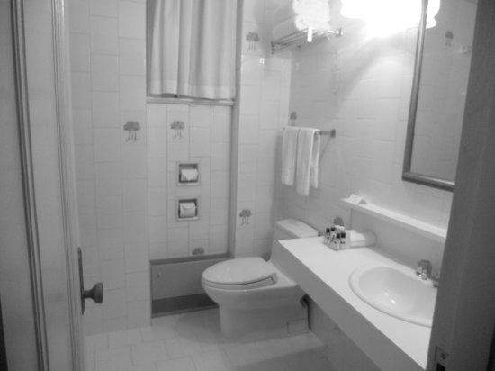 Fort Garry Hotel: Bathroom