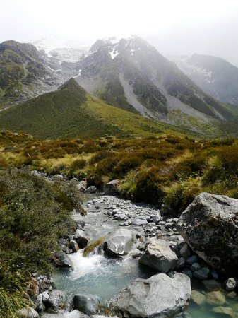 Hooker Valley Track: Great view