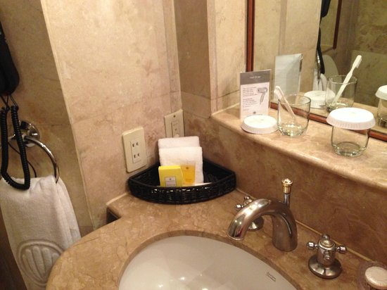 Richmonde Hotel Ortigas: Toilet