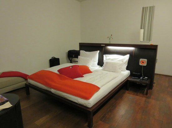 Hotel Hollmann-Beletage: smaller downgraded room
