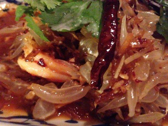 Soul Food Mahanakorn: pomelo salad