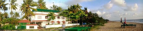 Cherai Beach, India: Panoramic view of the Resort