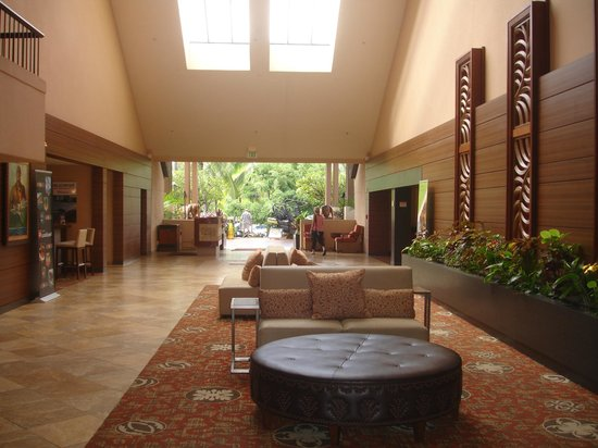 Courtyard Kaua'i at Coconut Beach : Lobby