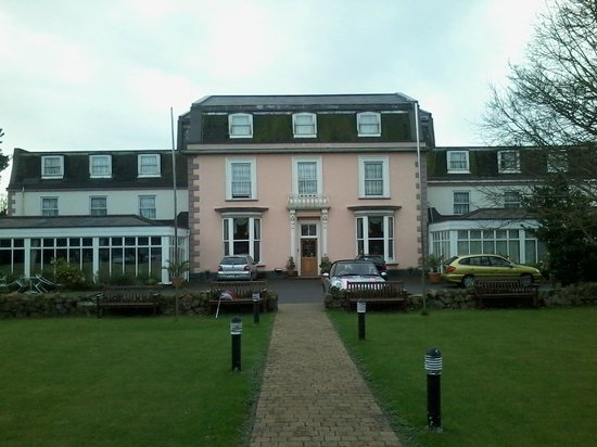 La Trelade Country House Hotel: Original House