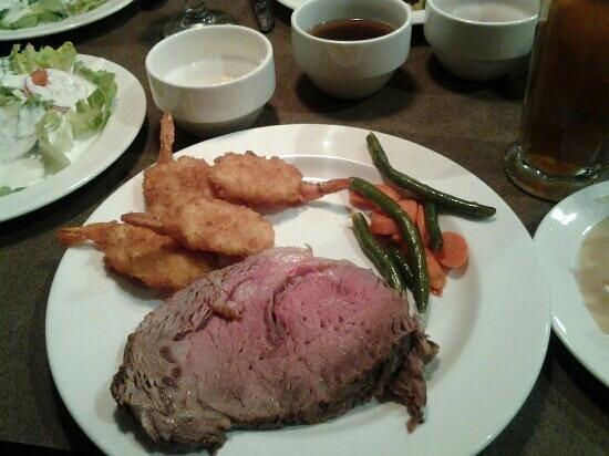 Juno: yummy all you can eat prime rib buffet