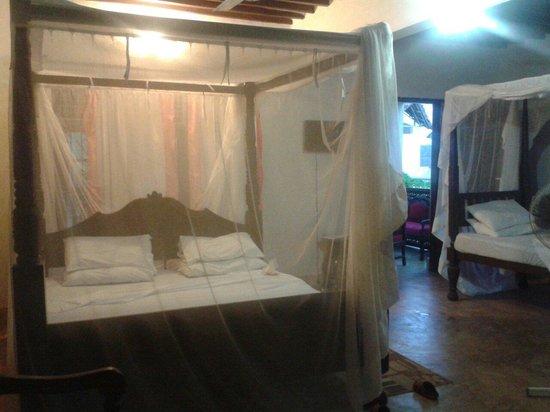 Jannataan Hotel : Deluxe Room