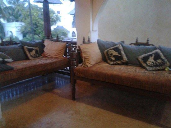 Jannataan Hotel : Balcony Lounge