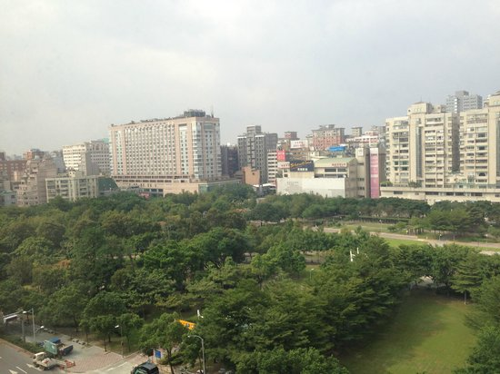 San Want Residences: 部屋からの眺め