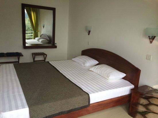 Ella's Edge Resort : Great New rooms