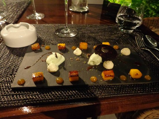 Christopher St Barth: dessert