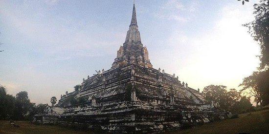 Wat Phu Khao Thong (Golden Mount): Wat Phu Khao Tong