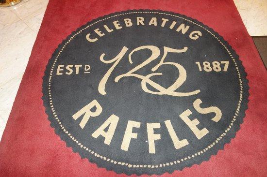 Raffles Hotel Singapore : Hotel grounds