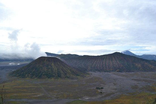 Cafe Lava Hostel : This is what its all about-Mt Bromo