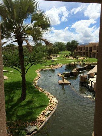 Windhoek Country Club Resort: View of Dunas Safari Office
