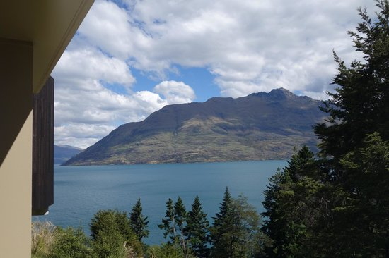 Heritage Queenstown: View from room