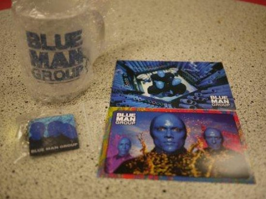 Blue Man Group: Shop your favorite