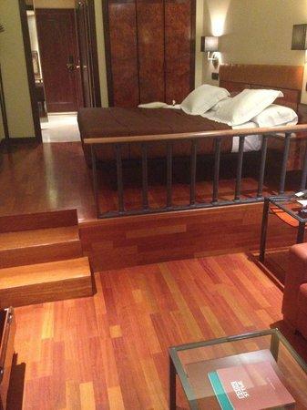 Hotel Villa Real: Room