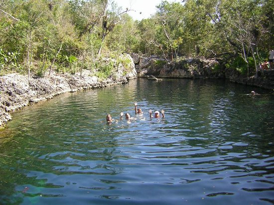 Bay of Pigs : sweet water cenote