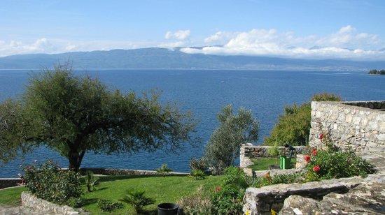 St. Jovan Kaneo: View of Lake Ohrid