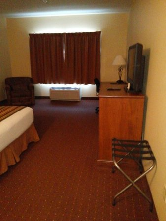 Arbuckle Lodge Gillette: Main room