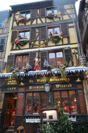Marché de Noël : Décorations