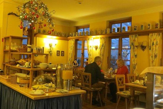 Hotel Eder : colazione