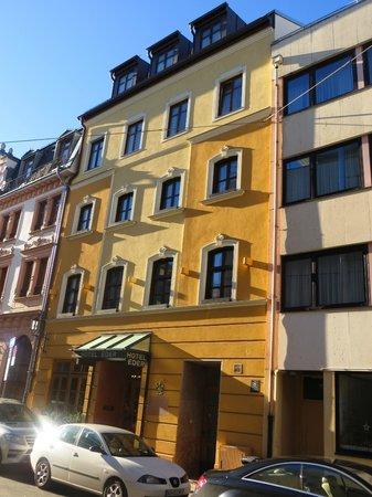 Hotel Eder: hotel