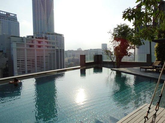 Novotel Bangkok Platinum Pratunam: Бассейн
