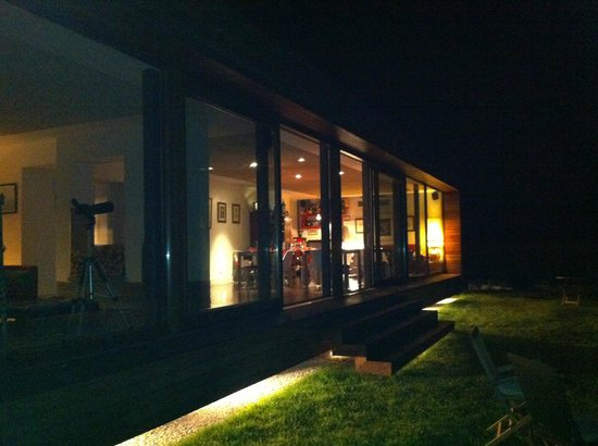 Hotel Rural 3 Cabos: comedor y terraza