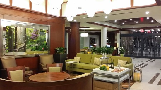 Hilton Garden Inn Durham/University Medical Center: Lobby