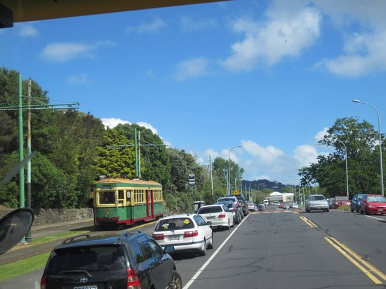 Auckland Hop On Hop Off Explorer: On the Bus