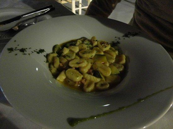 Ellis Restaurant: Gnocchi